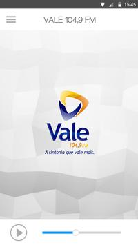 VALE 104,9 FM poster
