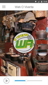 Web O Vivente poster