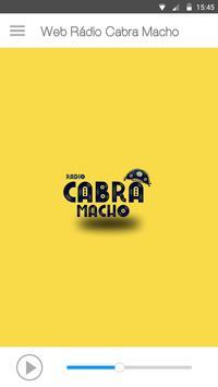 Web Rádio Cabra Macho screenshot 1