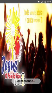 Web Rádio Jesus Pão da Vida poster