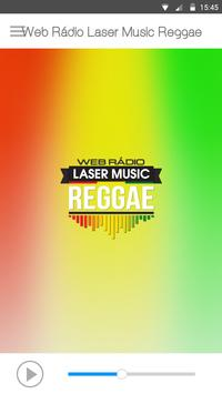 Web Rádio Laser Music Reggae apk screenshot