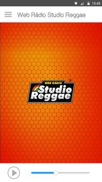 Web Rádio Studio Reggae poster