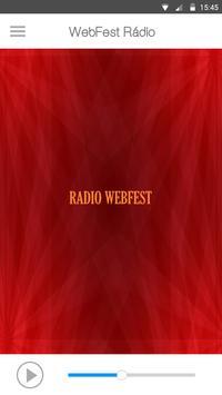 WebFest Rádio poster