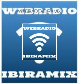 WEBRADIO IBIRAMIX poster