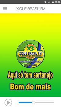 Xique Brasil FM apk screenshot