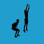 Vertical Jump Calculator icon
