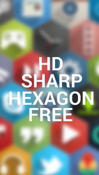 Kutbay - Hexagon Icon Pack poster