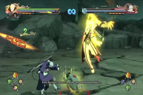 Naruto shippuden: ultimate ninja storm 4 [pc download] | bandai.