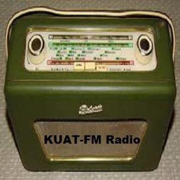 KUAT-FM Radio poster