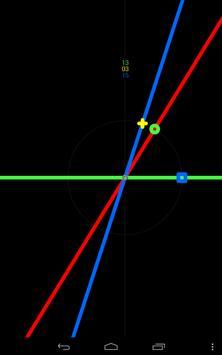 GeoMetric Clock Live Wallpaper apk screenshot