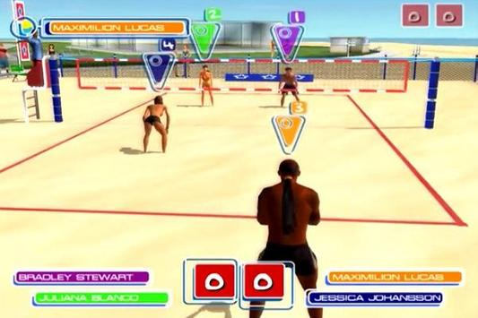 New Beach Volleyball Tips screenshot 1