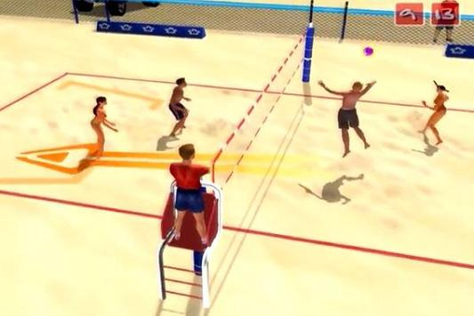 New Beach Volleyball Tips screenshot 2