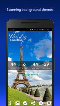 Holiday Countdown screenshot 5