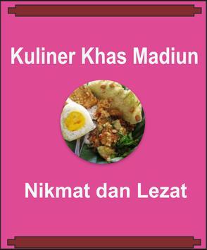 Kuliner Khas Madiun Yang Nikmat poster
