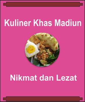 Kuliner Khas Madiun Yang Nikmat apk screenshot