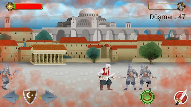 Fetih İstanbul Ekran Görüntüsü 4