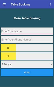 SocialSoft4u Restaurants apk screenshot
