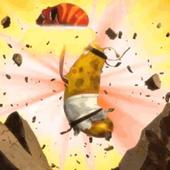 kungfu puzzle hero larva icon