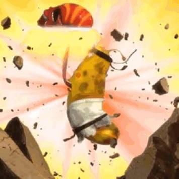 kungfu puzzle hero larva screenshot 2