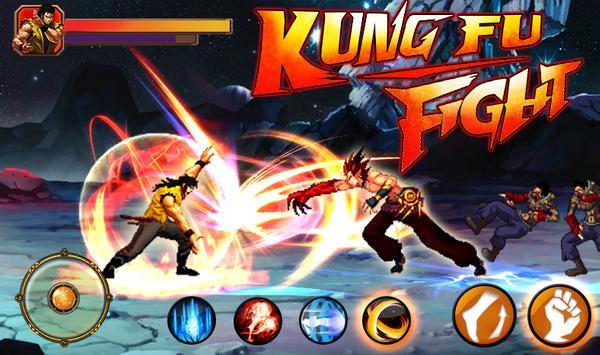 Kung Fu Fighting captura de pantalla 1