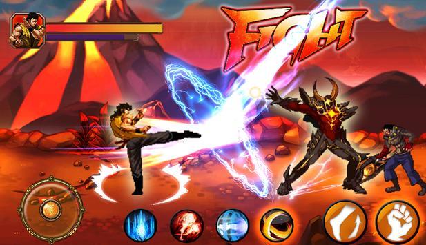 Kung Fu Fighting captura de pantalla 4
