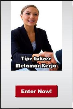 Tips Sukses Melamar Kerja apk screenshot