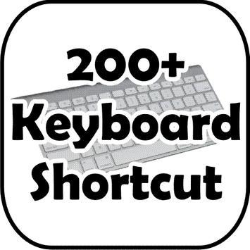 Shortcut Keyboard Guide poster