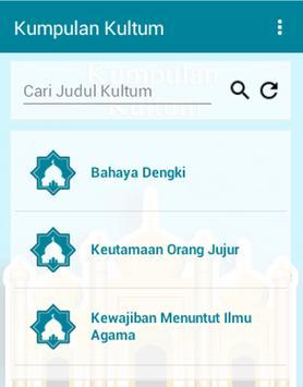 Kumpulan Kultum Menarik screenshot 3