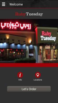 Ruby Tuesday Kuwait screenshot 1