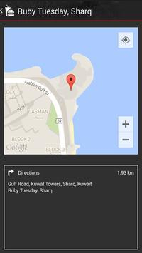 Ruby Tuesday Kuwait screenshot 6