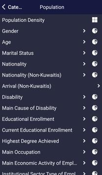Kuwait Census 2011 screenshot 1