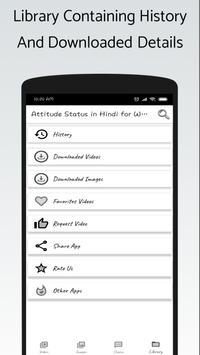 Attitude Status in Hindi for Whatsapp screenshot 5