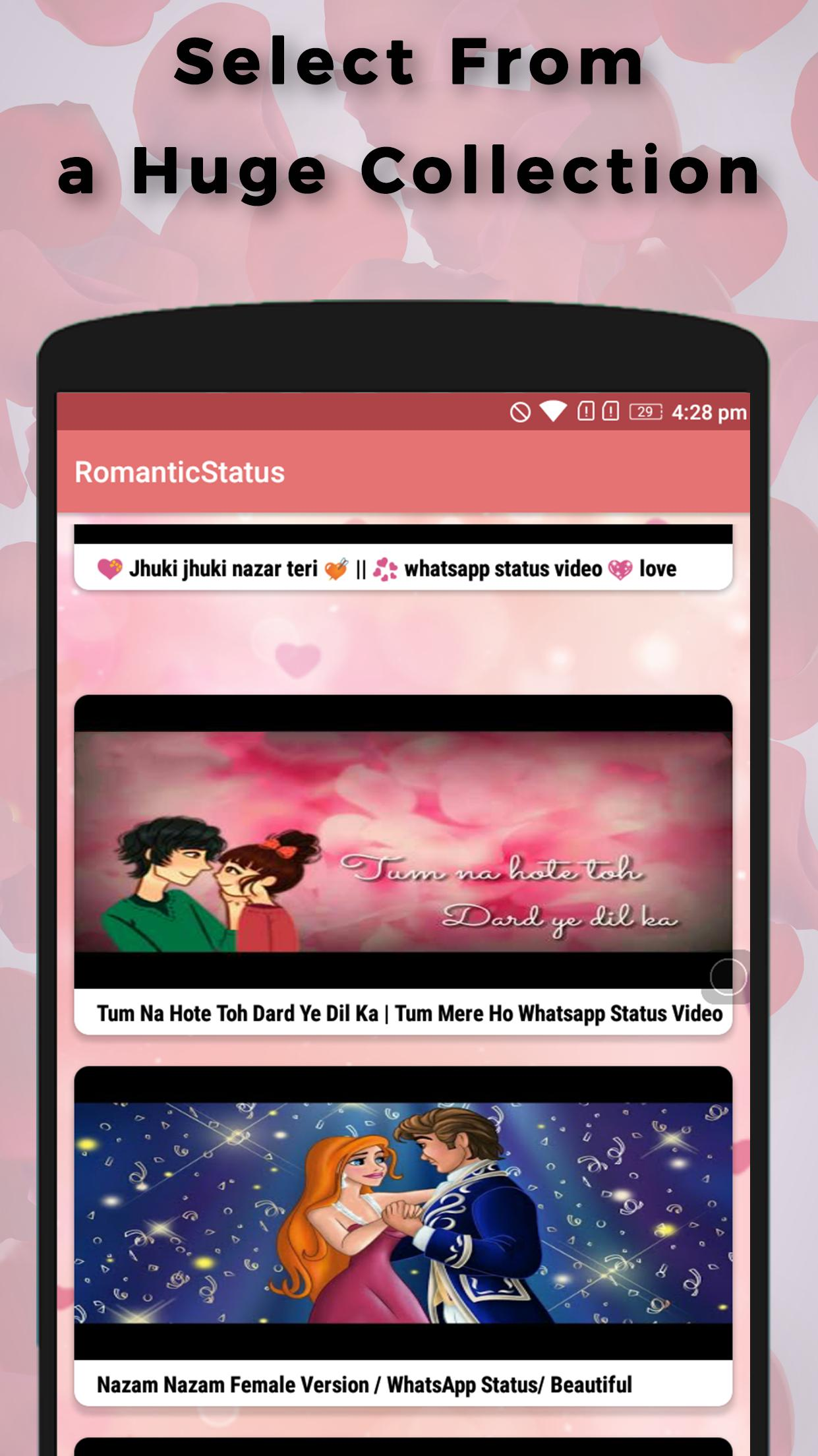 Romantic Video Status for Whatsapp for Android - APK Download