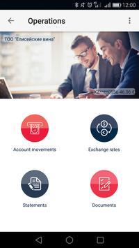 Capital Bank Kazakhstan screenshot 2