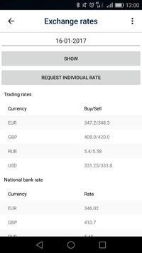 Capital Bank Kazakhstan screenshot 3
