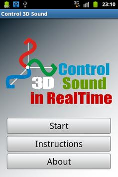 3D Sound Control screenshot 2