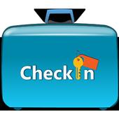 Checkin icon