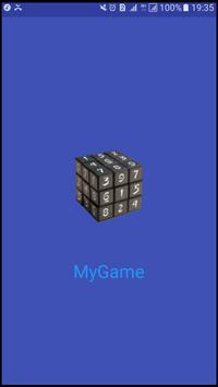 MyGame poster
