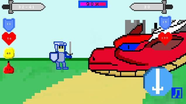Mini Pixel Roguelike RPG apk screenshot