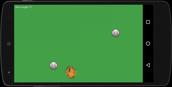 Baseball Catcher apk screenshot