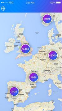 OneButton - best place to talk around the world screenshot 3
