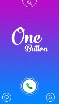 OneButton - best place to talk around the world poster