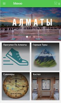 Travel Assistant Almaty poster