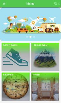 Travel Assistant Almaty apk screenshot