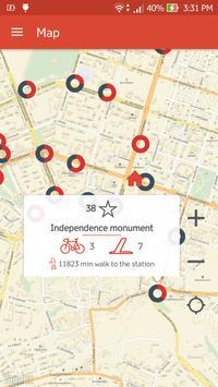 Shymkent Bike poster