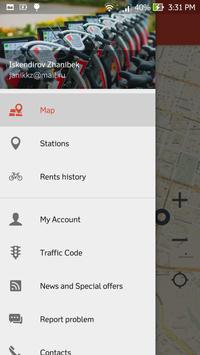Shymkent Bike screenshot 1