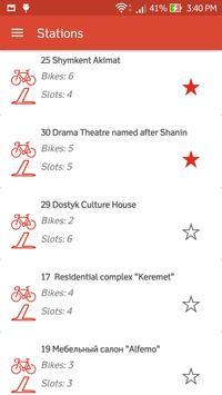 Shymkent Bike screenshot 2