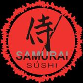 Samurai Sushi - доставка суши icon