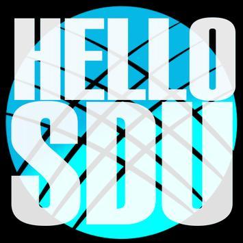 Hello, SDU! poster