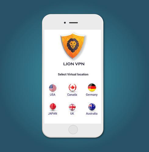 LION VPN for Android - APK Download
